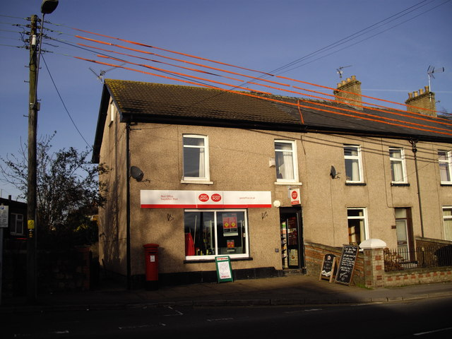 Post Office, Caerphilly Rd, Bassaleg