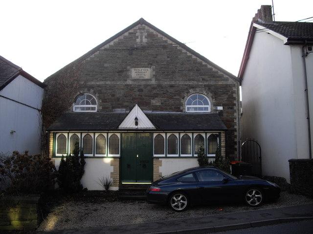 Former Wesleyan chapel, Bassaleg