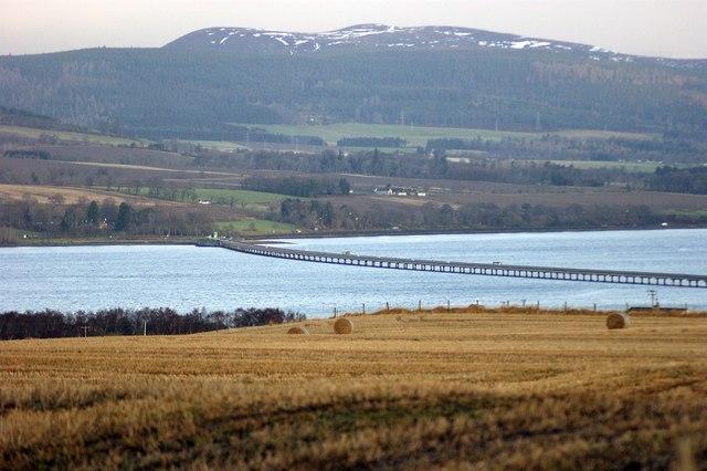 A9 Cromarty Firth Bridge