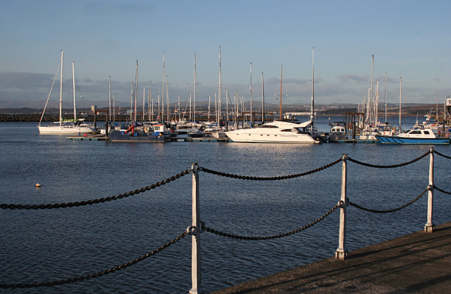 Port Edgar Marina