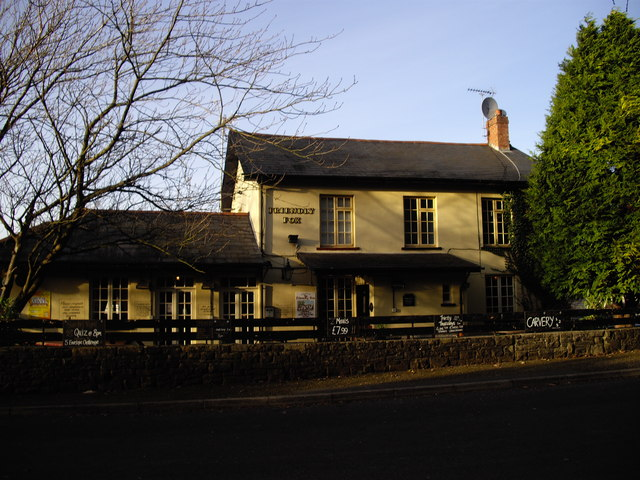 The Friendly Fox, Rhiwderin