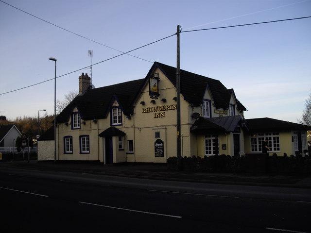 The Rhiwderin Inn, Rhiwderin