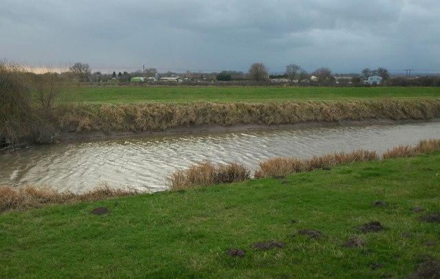 River Hull at Sneerholmes