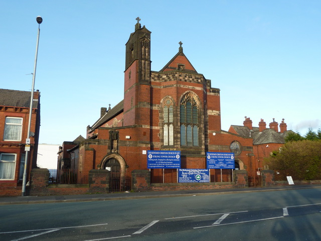 Strong Tower Church, Oldham Road, Newton Heath