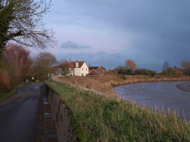 Houses at Weel