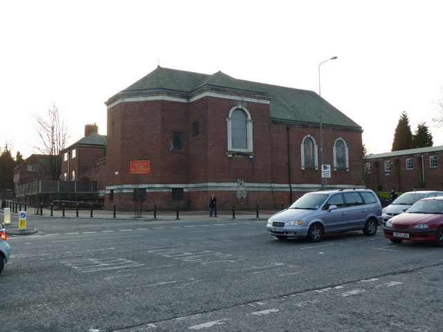 Parish Church of St Paul, Blackley, Manchester
