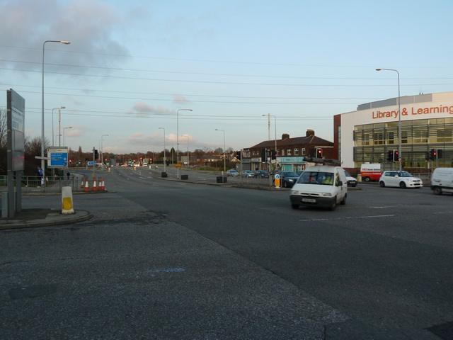 Rochdale Road, Blackley, Manchester
