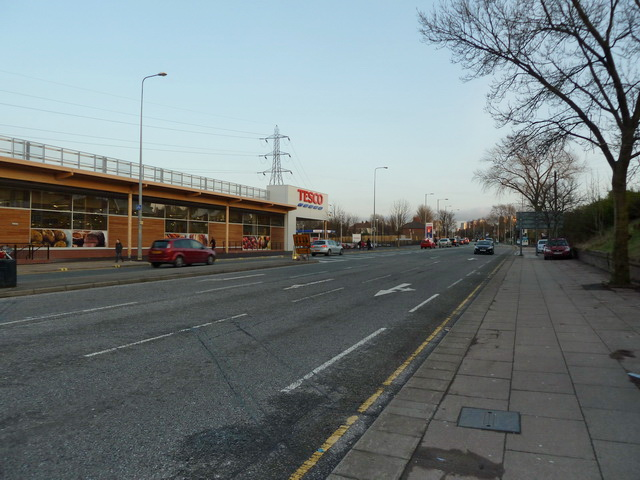 Victoria Avenue, Blackley, Manchester
