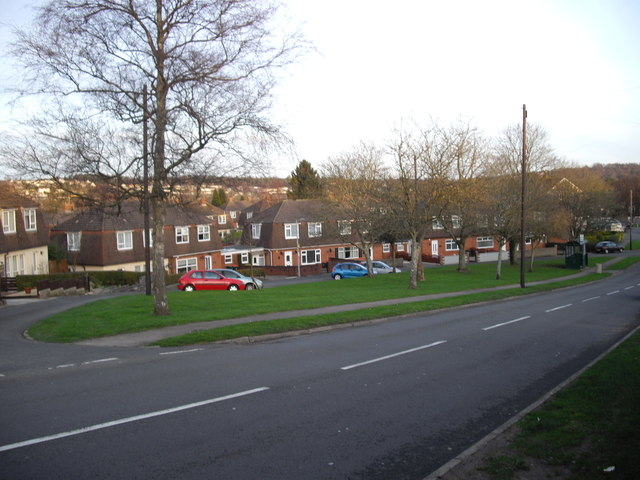 Laurel Rd, eastern end, Bassaleg
