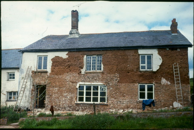 Knathorn Farm renovations c1979