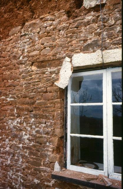 Knathorn Farm renovations c1979 (detail)