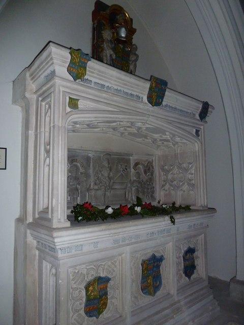 St James's, East Tisted- Christmas displays (e)