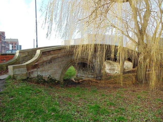 The Packhorse Bridge, Wakefield