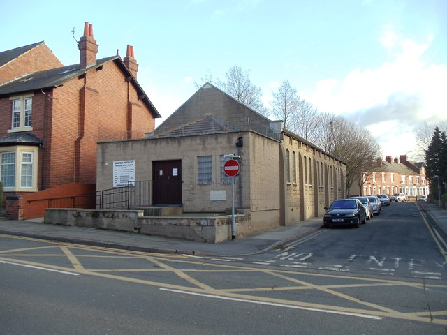 Wakefield Spiritualist National Union Church