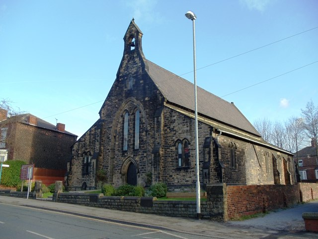 The Church of St Andrew and St Mary with St Swithun, Wakefield