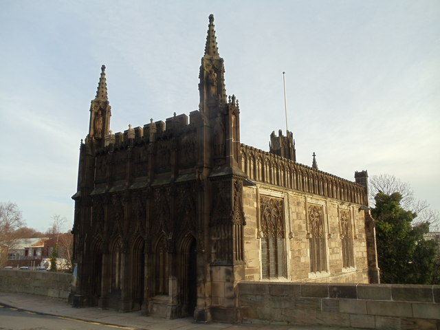 The Chantry Chapel of St Mary, Wakefield
