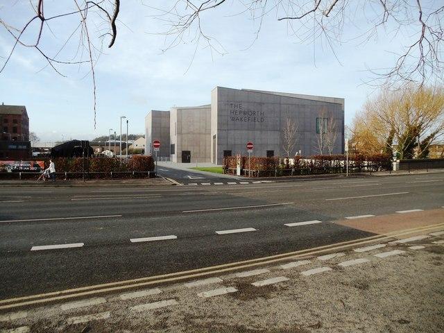 The Hepworth Art Gallery, Wakefield
