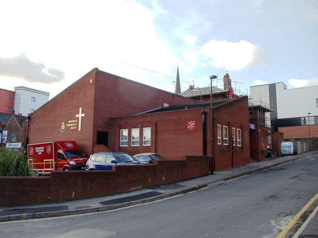 The Salvation Army Church, Wakefield