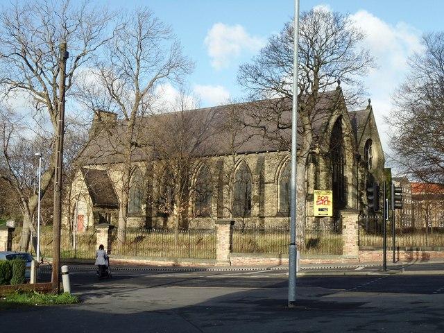 Derelict Church, Wakefield