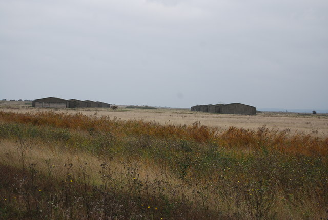 An old military installation, Cliffe Marshes