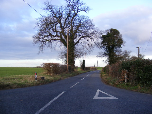 Butts Road