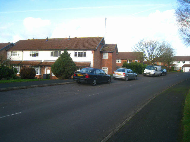 Houses along Gracemere Crescent