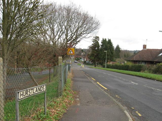 Hurstlands, Hurst Green