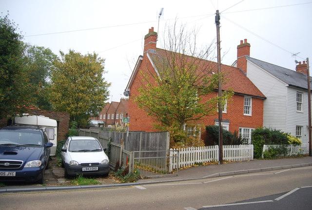 House on School Lane