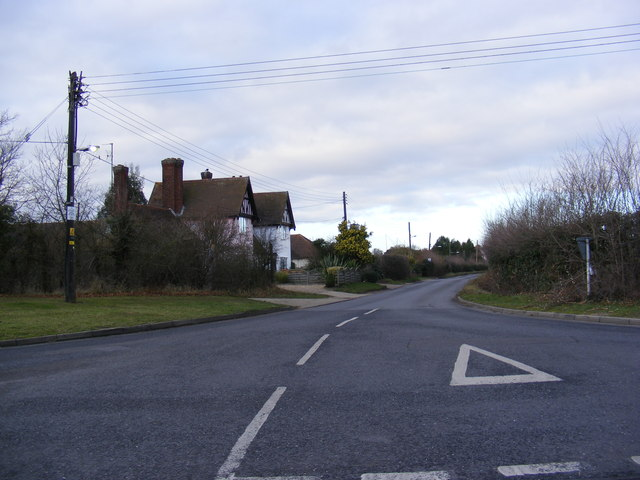 The Street Rushmere