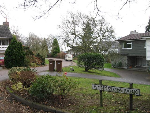 Wynnstow Park, Hurst Green
