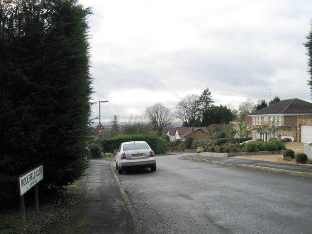 Rockfield Close, Hurst Green