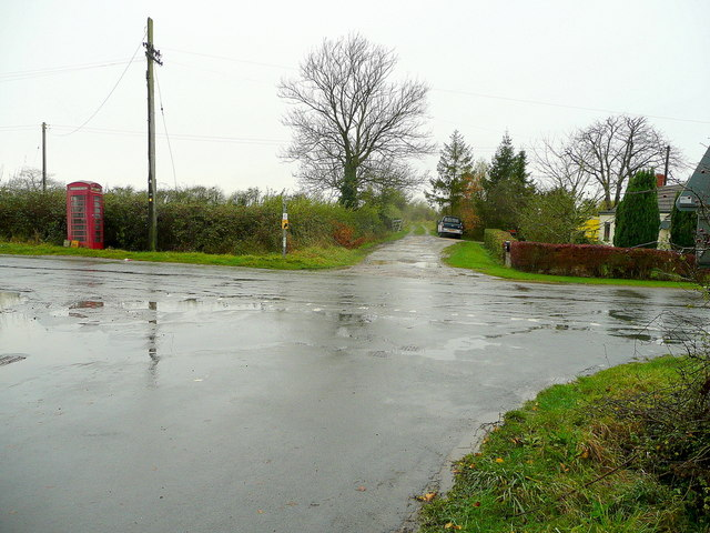 Country crosslanes