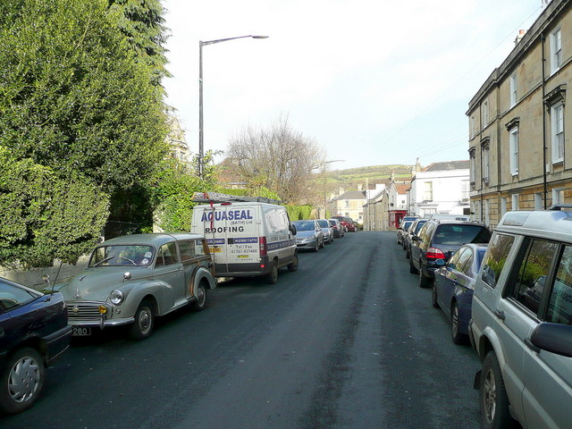 St. Saviour's Road, Larkhall
