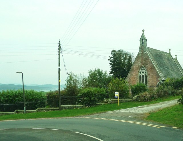 St. Oswald's Church, Auchencairn