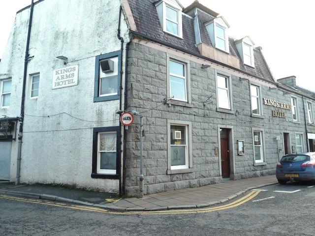 Kings Arms Hotel, Dalbeattie