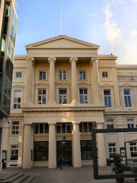 Brighton Town Hall _ Main Entrance