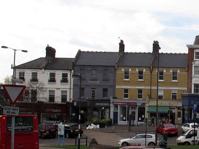 Shops on Montpelier Vale (2)