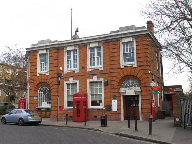 Blackheath post office