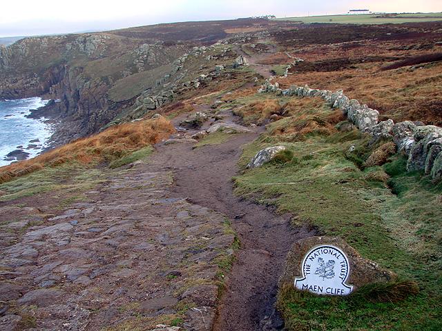 The South West Coastal Path