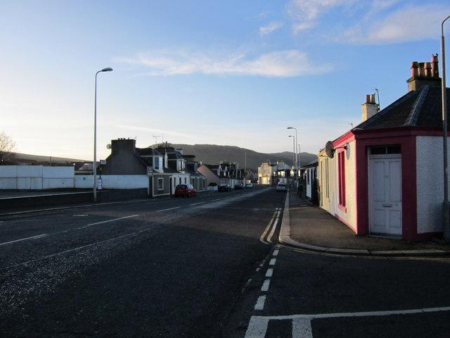 Glendoune Street