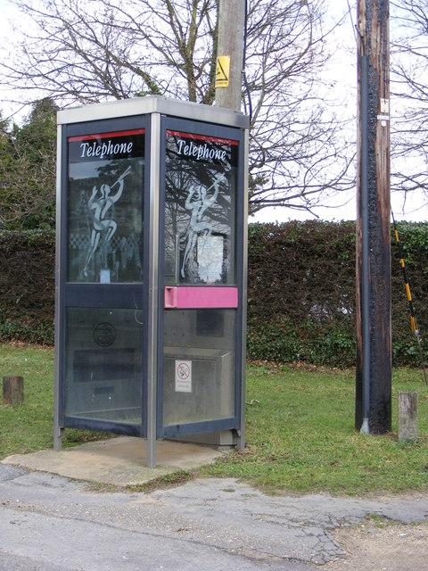 Rushmere Street Telephone Box
