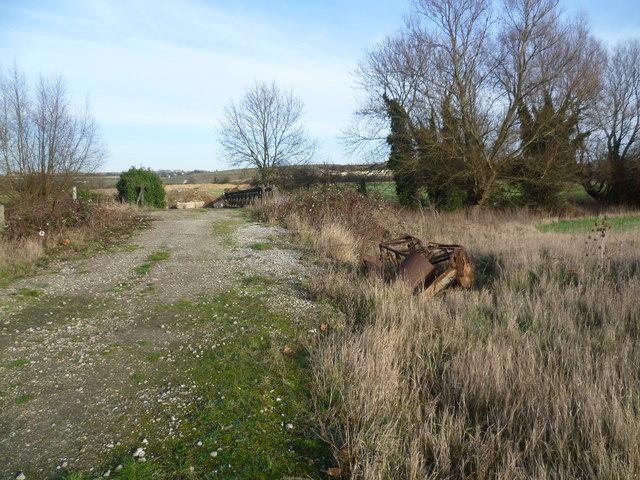 Darent Valley Path near Hawley