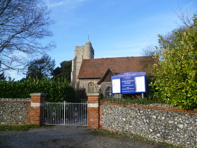 St John the Baptist Church, Sutton at Hone