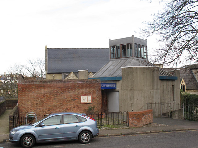 Blackheath Quaker meeting house