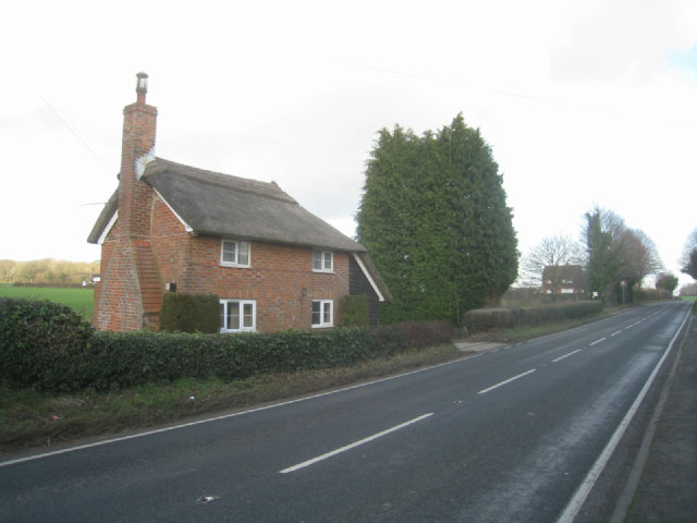 Thatched cottage - Newfound
