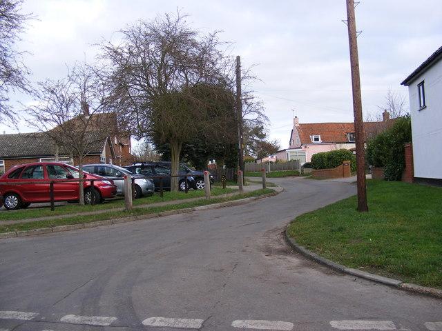 Playford Lane, Rushmere