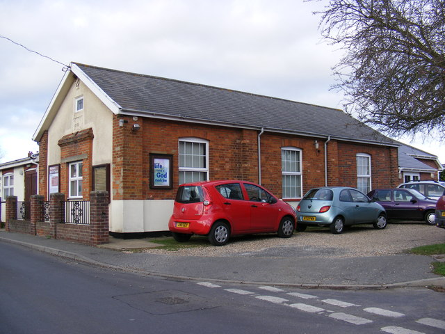 Rushmere Baptist Church