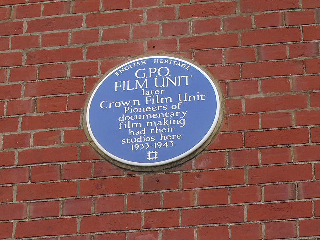 Plaque on the Blackheath Art Club