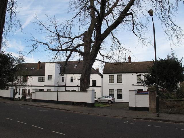 Glebe Court, Blackheath