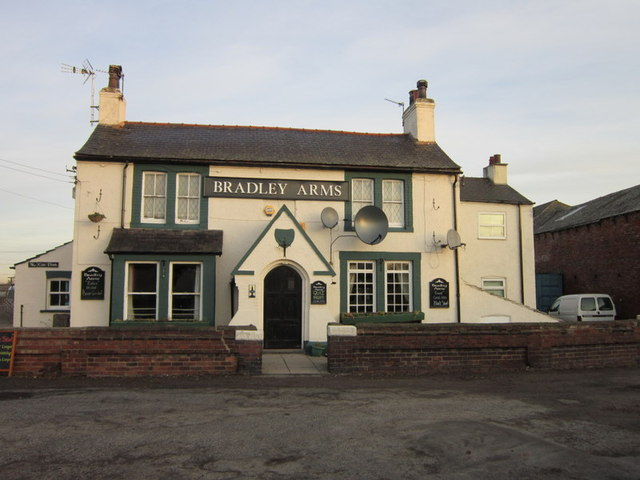 The Bradley Arms, North Featherstone